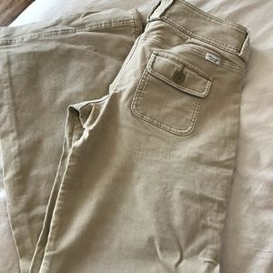 Abercrombie and Finch Trouser Fit